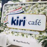 kiriカフェ2018の感想!メニュー価格と味や行列の状態はどうなの?